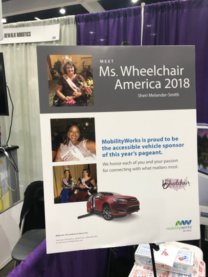 Miss Wheelchair America